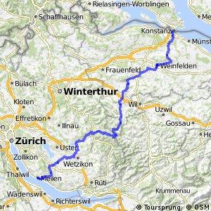 rcn 41 - Pilger-Route (Kreuzlingen-Meilen)