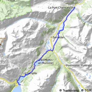 rcn 65 - Etappe 1 (Maloja-La Punt)