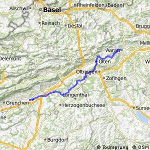 ncn 8 - Etappe 6 (Solothurn-Aarau)