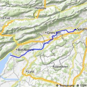 ncn 8 - Etappe 5 (Biel-Solothurn)