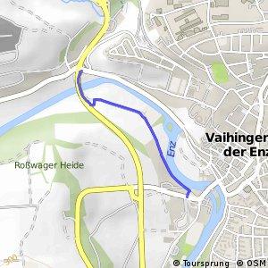 Vaihingen/Enz Im Holzgarten - Seemühle