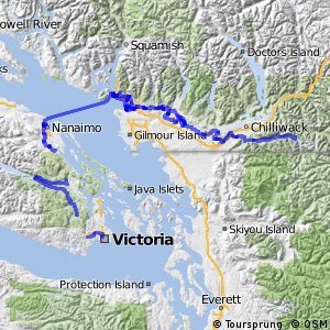 Trans Canada Trail (British Columbia)