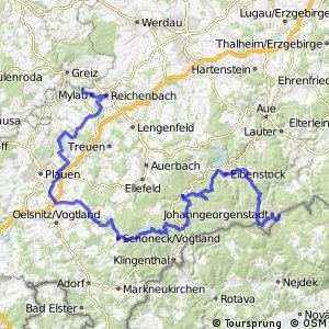 Euregio-Egrensis-Radfernweg [DE-SN (Sachsen)]