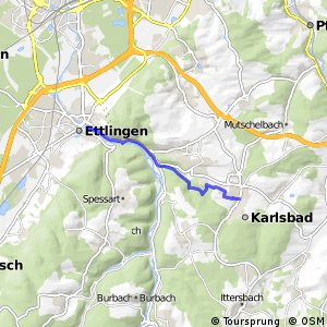 Ettlingen-Langensteinbach