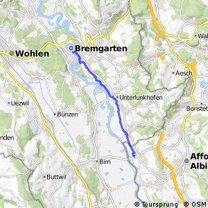 Bremgarten - Ottenbach