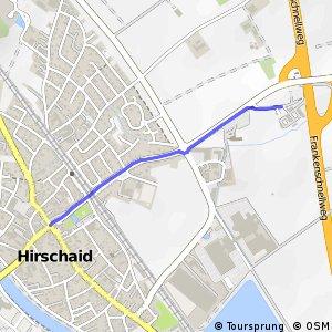 Brauereien- und Bierkellertour Abstecher Hirschaider Keller