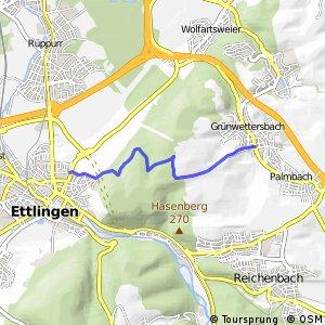 Ettlingen-Grünwettersbach