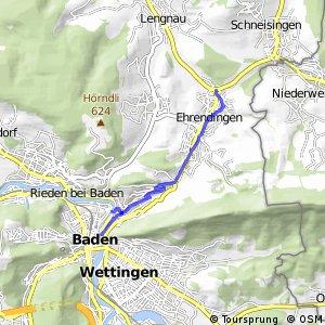 Baden-Ehrendingen