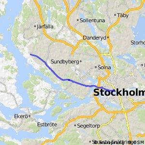 Regionalt cykelnät Stockholm (Hässelbystråket)
