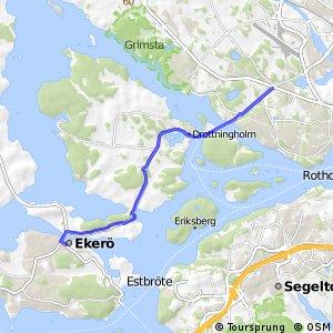 Regionalt cykelnät Stockholm (Ekeröstråket)
