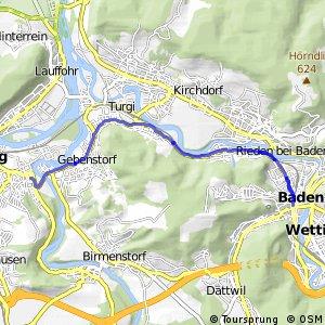 Baden-Gebenstorf-Windsich