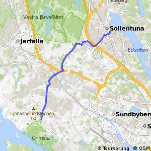 Regionalt cykelnät Stockholm (Vällingbystråket)