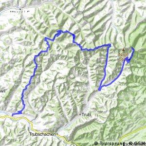 rcn 77MTB - Etappe 2 (Langnau-Napf)