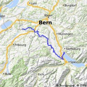 rcn 99 - Etappe 3 (Laupen - Thun)