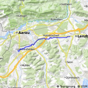 Lenzburg-Suhr-Unterentfelden