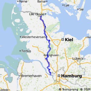 Haervejen - Ochsenweg, Germany