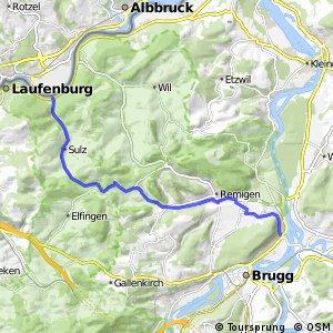 Laufrohr-Rheinsulz