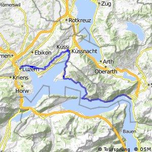rcn 38 - Etappe 3 (Luzern-Brunnen)