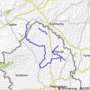Sliabh Beagh Route 1 - McKenna Trail