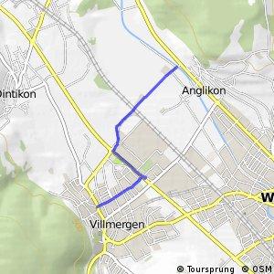 Anglikon-Villmergen