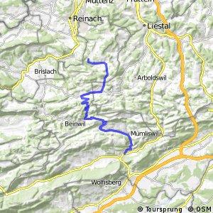 rcn 71 - Etappe 1 (Dornach Balsthal)