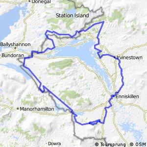 Kingfisher Cycle Trail - Northern Loop