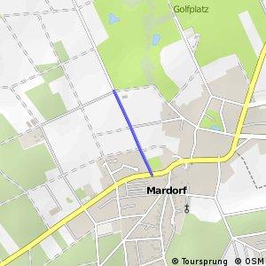 R269-01 Mardorf Golfplatz - Mardorf Friedhof