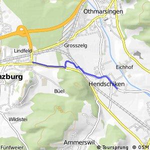 Hendschiken-Lenzburg