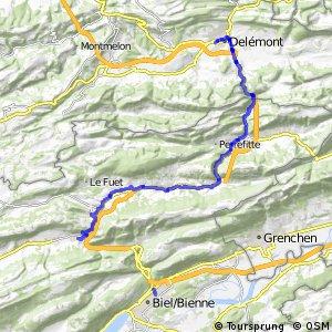 rcn 64 Etappe 3 (Biel - Delémont)
