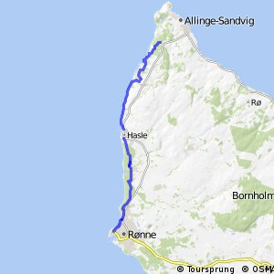 Bike The Baltic - Bornholm 2