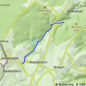 Kalltal-Radweg