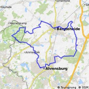 Tour 12, Radwander-Rundweg, Stormarn
