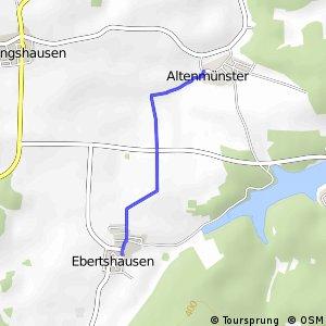 Ebertshausen - Altenmünster
