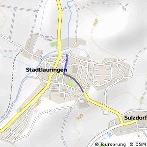 Stadtlauringen Süd - Sportplatz