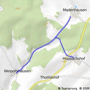 Weipoltshausen - Hoppachshof