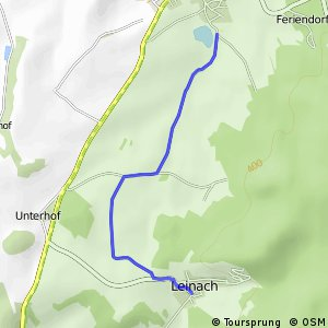 Leinach - Sulzfeld Badesee