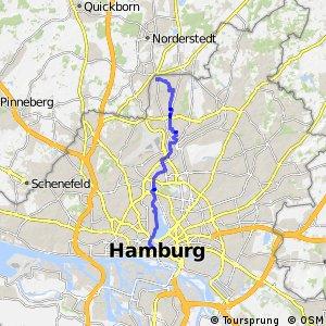 Hamburg Veloroute 4