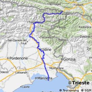 FVG 1 (Ciclovia Alpe Adria)