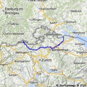 rcn 60 - Studenland–Töss-Römer-Route (Koblenz–Steckborn)