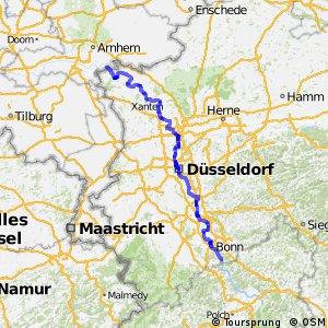 [D8] Rhein-Route [NRW]