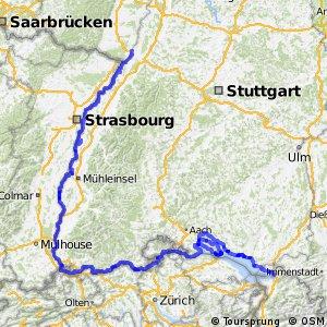 Rhein-Route [Baden-Württemberg]