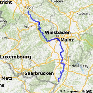 [D8] Rhein-Route [Rheinland-Pfalz]