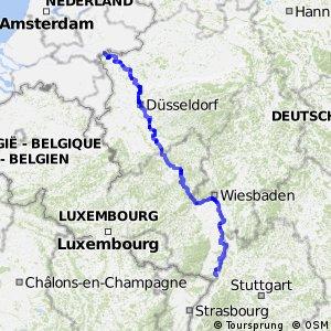 D8 Rhein-Route