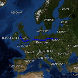 Hauptstadt-Route