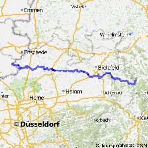D3 D-Netz-Route (Nordrhein-Westfalen)