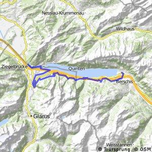 rcn 25MTB - Etappe 1 (Niederurnen - Walenstadt)