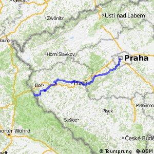 Paneuropa-Radweg Segment 4