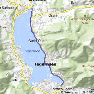 Via Bavarica Tyrolensis (Tegernsee-Ost)
