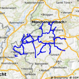 Knotenpunktnetzwerk Kreis Heinsberg