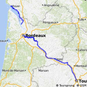 Voie Verte du Canal de Garonne